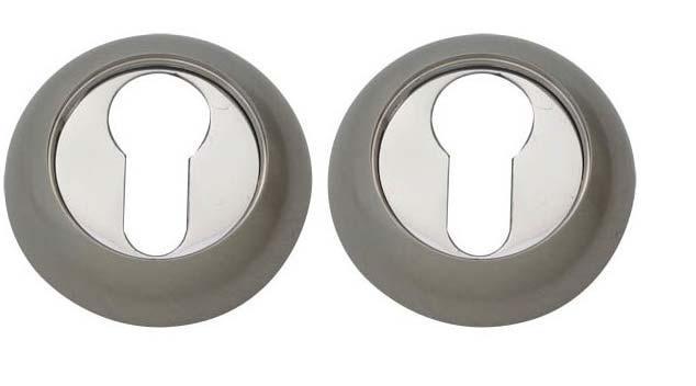 Накладка RDA RY-59 хром/матовый никель