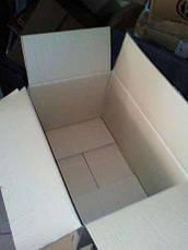 Большие картонные коробки б/у, 600*400*350 Гофрокартон ящик 5ти слойный, фото 2