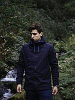 Мужская демисезонная куртка Pobedov Soft Shell (S, M, L, XL размеры)