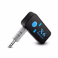 Автомобильный Bluetooth адаптер AUX Tancredy Х6