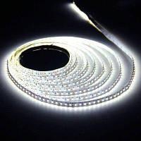 5 метров х 60-СМД-2835 светодиодов 6000K 1500lm белизна Убавиться клей Белый светодиодные полосы света (30 Вт DC 12 В) Белый