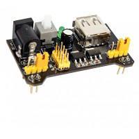 Новый блок питания для настольных компьютеров 3.3V 5V для кондитерской плиты Arduino CAES Жёлтый и чёрный