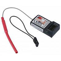 FLYSKY FS-R6B 2.4G AFHDS 6-канальный приемник для FS-T6 CT6 FS TH9X Radio System