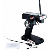 Flysky FS-GT3B 2,4 ГГц 3-канальный 3-канальный пульт дистанционного управления Surface Radio Transmitter TX для R / C RC Car Boat