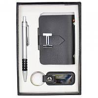 """Набор подарочный для мужчины """"Elegant"""" GH94, в комплекте 3 предмета, размер 13х19 см, подарок на праздник, набор подарков"""