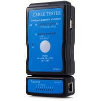 M726 Практический USB+RJ11 / RJ12 Сетевой сетевой кабель Тестер Сетевой инструмент Цветной