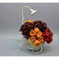 """Подставка под цветы """"Краник"""" B411, декор для сада, декорирование сада, аксессуары для сада"""
