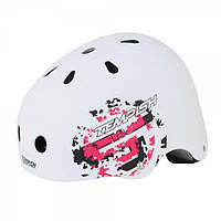 Защитный шлем Tempish Skillet Z белый, размер L, M, S, XS