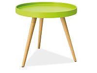 Журнальный столик деревянный Toni C (Signal)