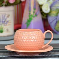 """Чашка порцелянова для напоїв """"Elegant L"""" FR227, розмір 6х7 см, в наборі 12 предметів, 6 видів, в коробці, чашка для чаю, посуд для чаю"""