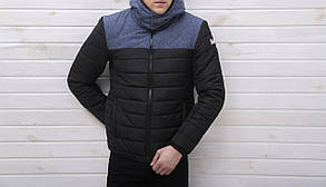 "Мужская демисезонная куртка Pobedov Jacket ""Rise"" (S, M, L размеры), фото 2"
