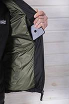 "Мужская демисезонная куртка Pobedov Jacket ""Rise"" (S, M, L размеры), фото 3"