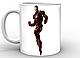 Кружка GeekLand Железный Человек Iron Man минимализм IM.02.006, фото 3