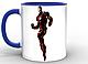 Кружка GeekLand Железный Человек Iron Man минимализм IM.02.006, фото 9