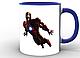Кружка GeekLand Железный Человек Iron Man минимализм IM.02.006, фото 7