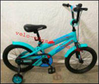Детский двухколесный велосипед 16 дюймов JK-711 CROSSER, фото 1
