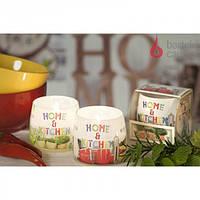 """Свеча декоративная для дома """"HOME & KITCHEN NEW"""" S3568, в стакане, ароматизированная, в коробке, ароматическая свеча, свеча в стакане"""