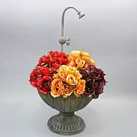 Подставка под цветы JK1149, материал - металл, размер - 60*33 см, декор для дома, декорирование дома, аксессуары для дома