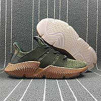 Мужские кроссовки Adidas Prophere Climacool EQT Olive Gold 9bb47a9eb3ee5