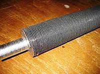 Тепловые завесы из оребреных алюминием труб