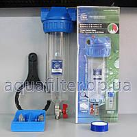 """Самопромывной фильтр для воды Aquafilter FHPR1-3V_R 10"""" 1"""", фото 1"""