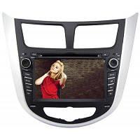 Rungrace RL с-499WGAR02 7-дюймовый ИБР-Т В-Dash DVD-плеер автомобиля для Hyundai верна Цветной