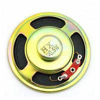 Jtron Полнофункциональный 57mm Вне магнитного круглый динамик (8Ohm 0,5 Вт) для DIY проектов Золотой