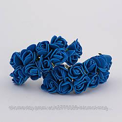 Розы из фоамирана 1.5 см, уп. 144 шт.