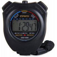 ZSD-808 точный электронный секундомер ЖК-спортивные часы