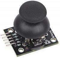 Модуль двухосевого XY джойстика для флэш игры PS2 рокер для Arduino