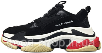Мужские кроссовки Balenciaga Triple S (люкс копия)
