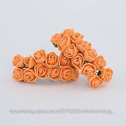 Троянди з фоамірану 1.5 см, уп. 144 шт.