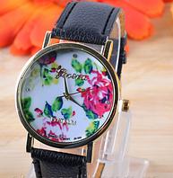 Часы женские Geneva цветная новинка! 167