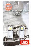Лампа светодиодная Silver Star SVS T10-5SMD White