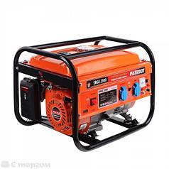 Генератор бензиновый Patriot SRGE 2500 (2.2 кВт)