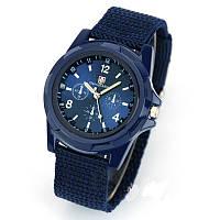 Мужские часы Gemius Army синие