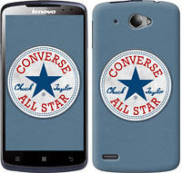 "Чехол на Lenovo S920 Converse. All star ""3683c-53-10409"""