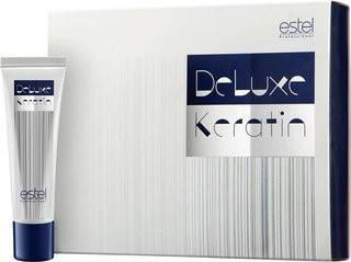 Новинка: DE LUXE Keratin от ESTEL-абсолютный блеск