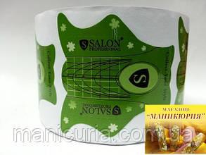 Формы Salon SP-0410, зеленые, миндаль 500 шт
