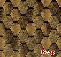 Битумная черепица Mosaic, фото 1