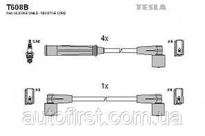 Tesla T608B Высоковольтные провода Volvo