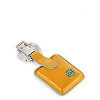 BL SQUARE/Yellow  Брелок-трекер CONNEQU (4,5x10x1)