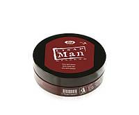 Моделирующий воск для мужчин Lisap Man Semi-matte wax 100 мл