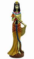 """Статуэтка """"египтянка """" полимер (37 см)"""