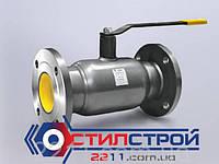 Кран шаровый фланцевый полнопроходной LD Ду 40 Ру 40