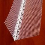 Уголок для фасадной штукатурки ПВХ  3 м 7 х 7см(контршульц)