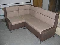 Мягкий кухонный уголок со спальным местом и полочкой купить, фото 1