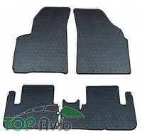 Stingray Резиновые коврики Chevrolet Tacuma 2000-2008