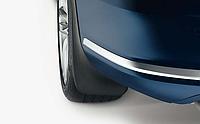 Брызговики Мерседес ГЛ166 (Mercedes-Benz GL166) с 2012 г (с порогами)
