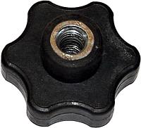 Ручка-звездочка для твердотопливного котла M8 с внутр. резьбой